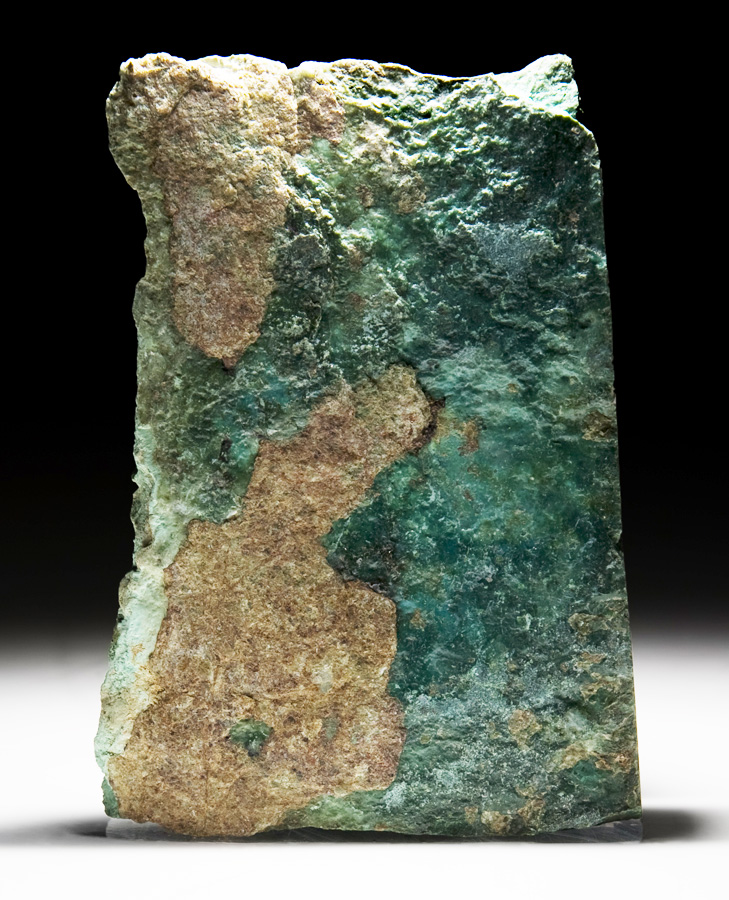 Chrysocolla rock