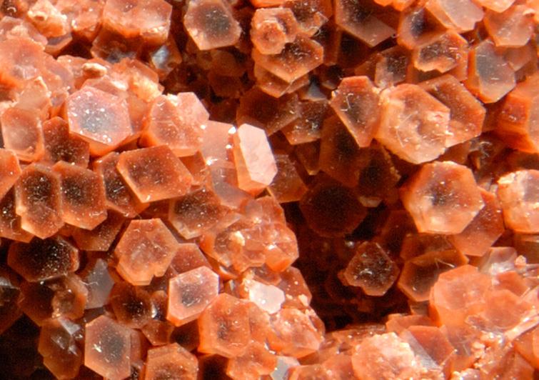 Orange Aragonite