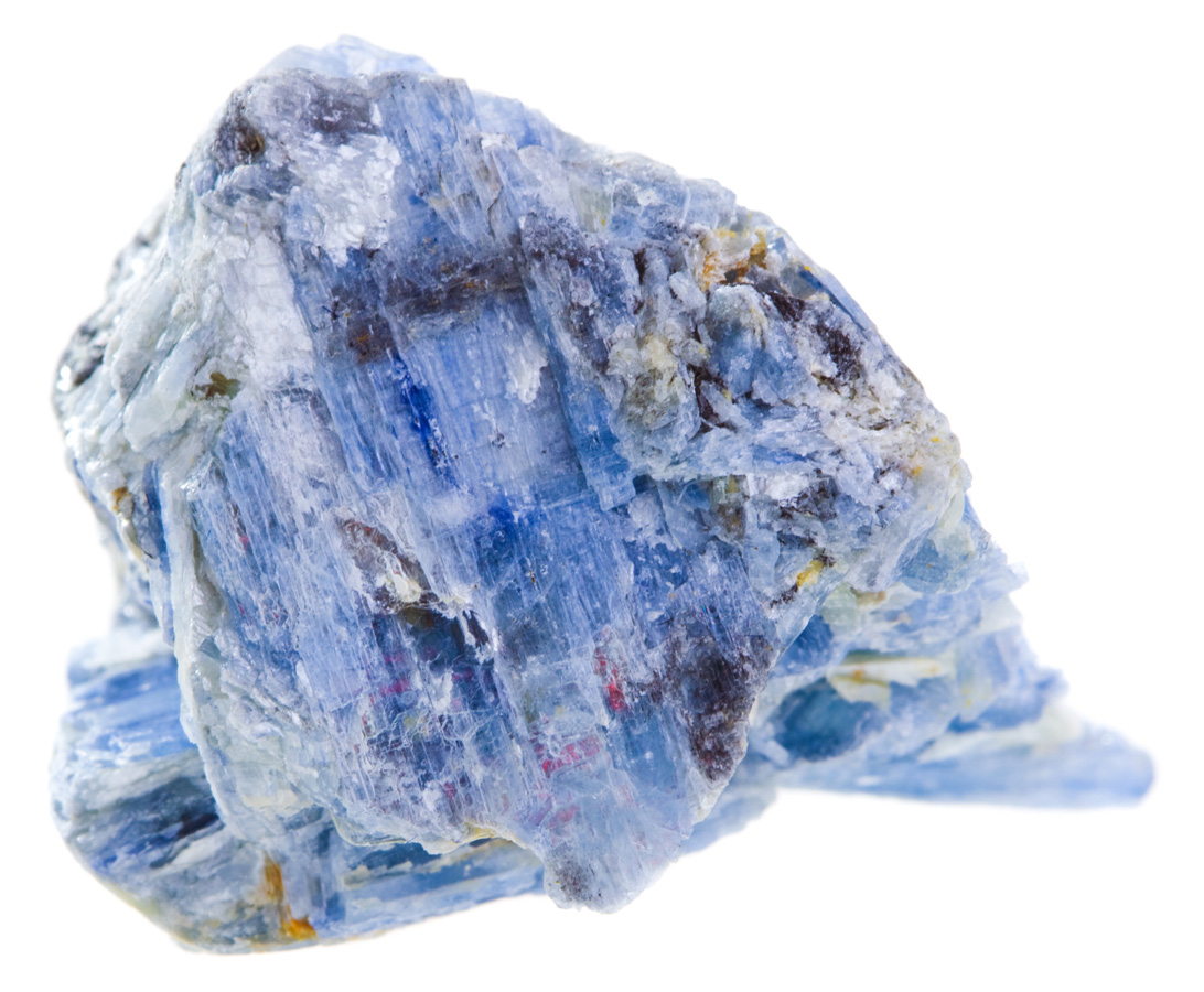 Rough kyanite