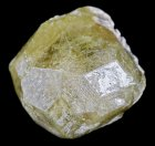 Green grossular garnet